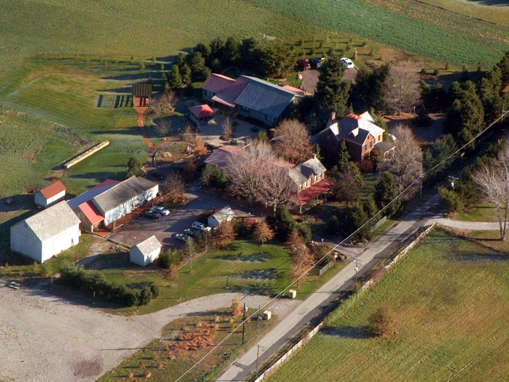 Arial Photo of the entire property