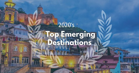 Top Emerging Destinations.